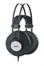 AKG K72 Closed-Back Headphones For Recording Studio, Live Mixing & Rehearsal